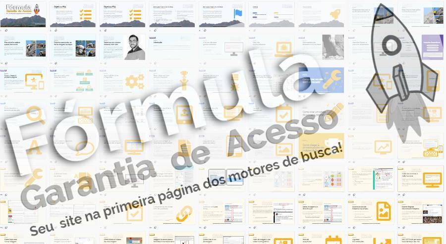 curso formula garantia de acesso conteudo